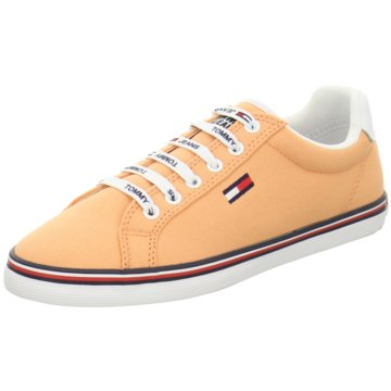Tommy Hilfiger Sneaker Low orange