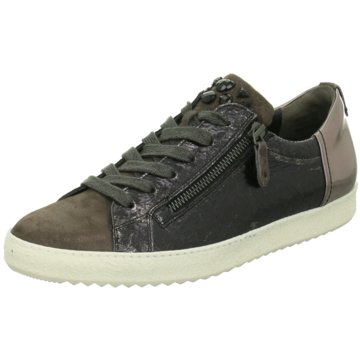 Paul Green Sneaker Low braun