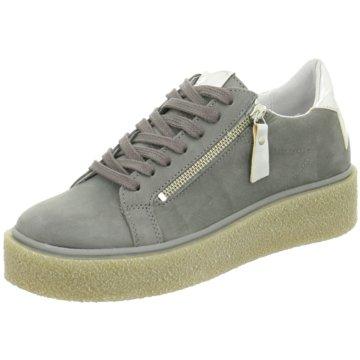 SPM Shoes & Boots Plateau Sneaker grau