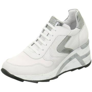 MACA Kitzbühel Sneaker Wedges weiß
