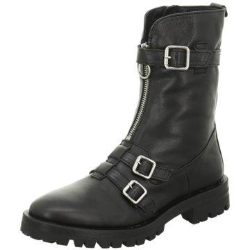Alpe Woman Shoes Klassischer Stiefel schwarz