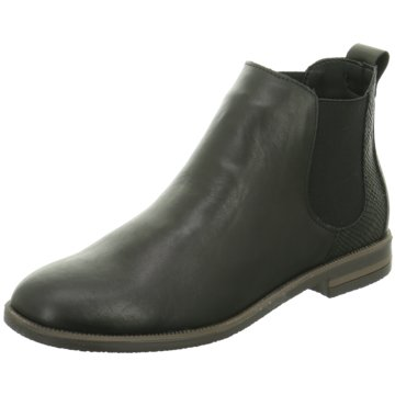 Aeros Chelsea Boot schwarz