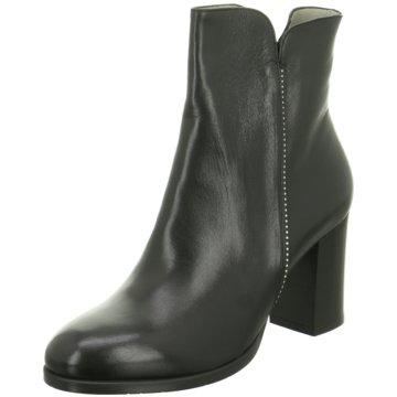 Calpierre Klassische Stiefelette schwarz