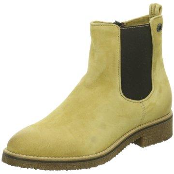 Mjus Chelsea Boot gelb