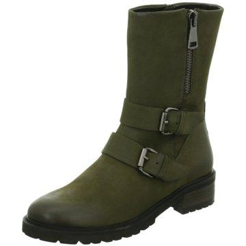 SPM Shoes & Boots Klassischer Stiefel grün