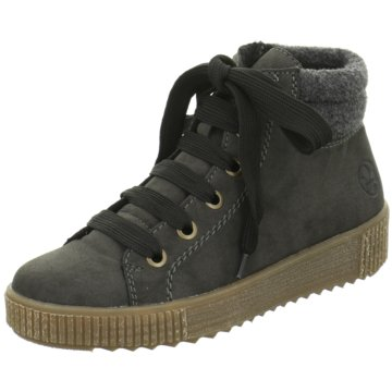 Rieker Sneaker HighIaz grau