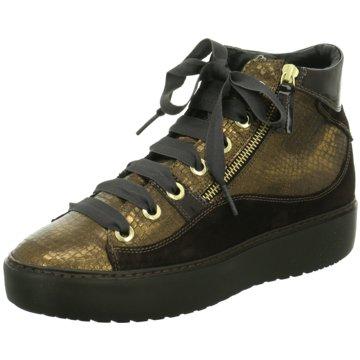 DL-Sport Sneaker High braun