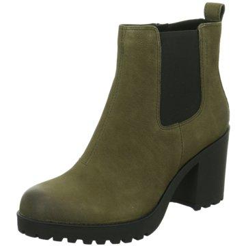 Vagabond Chelsea Boot grün