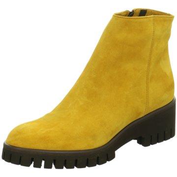Lamica Plateau Stiefelette gelb