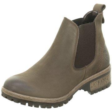 Black Chelsea Boot grau
