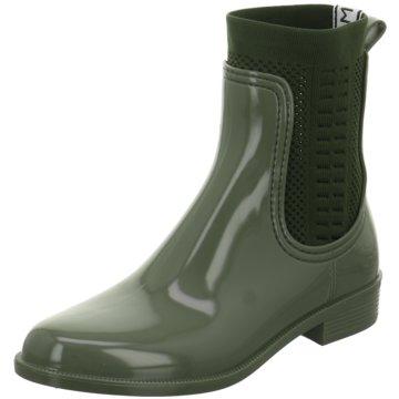 Tommy Hilfiger GummistiefelettenTommy Knit Rain Boot grün