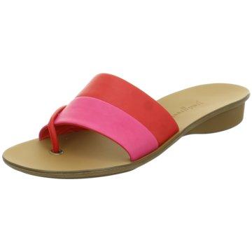 Paul Green Klassische Pantolette pink