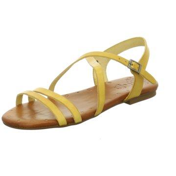 Porronet Sandale gelb