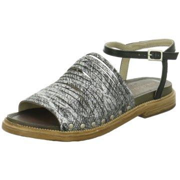 ELENA Italy Sandale grau