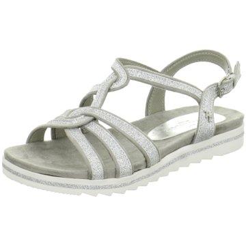 Tom Tailor Sandale silber