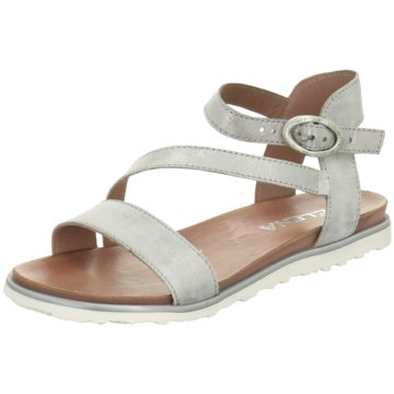ELENA Italy Sandalette silber