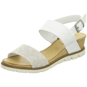 MACA Kitzbühel Sandalette silber