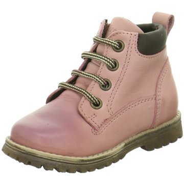 Froddo Schnürstiefel pink