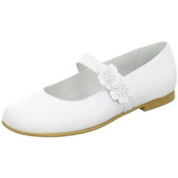 Shoeland Spangenschuh weiß