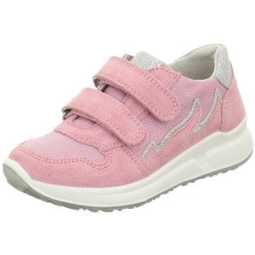 Legero Klettschuh rosa