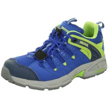 Meindl Sportschuh blau
