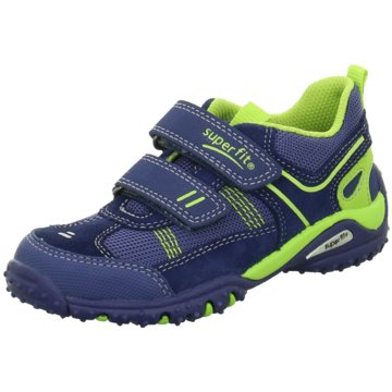 Superfit KlettschuhSport 4 blau