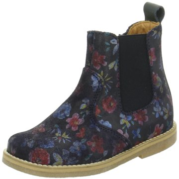 Ivancica Halbhoher Stiefel blau