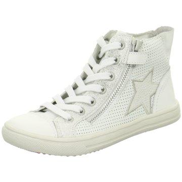 Salamander Sneaker High weiß