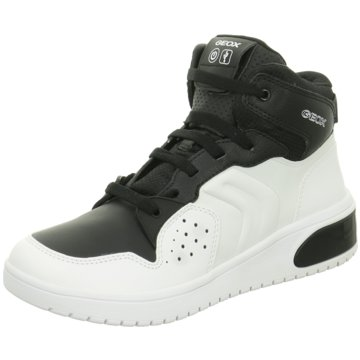 Geox Sneaker High weiß