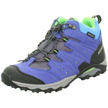 Meindl Wander- & BergschuhTUAM JUNIOR - 2094 blau