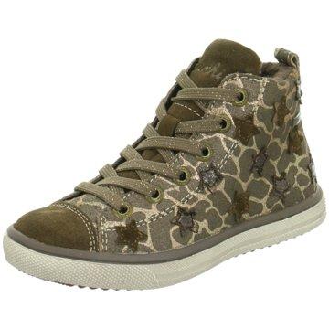 Salamander Sneaker High grün