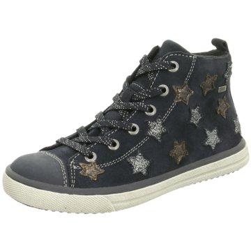 Lurchi by Salamander Sneaker HighStarlet WMS: M blau