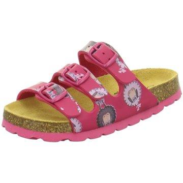 Longo Offene Schuhe pink