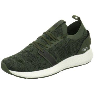 Puma Sneaker LowNeko Engineer Knit grün
