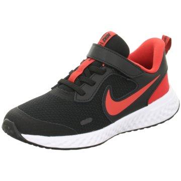 Nike Sneaker LowREVOLUTION 5 - BQ5672-017 schwarz