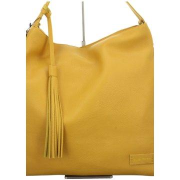 Suri Frey HandtascheBeutel groß gelb