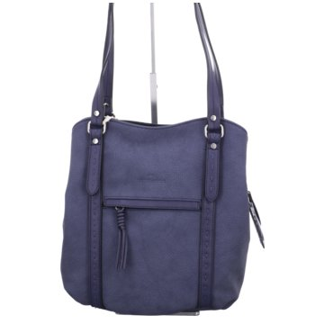 Tom Tailor Handtasche blau