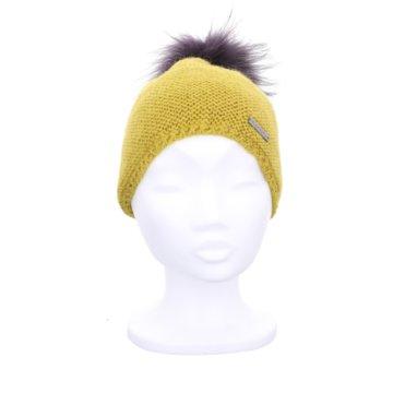 Norton Hüte, Mützen & Co.Mütze gelb