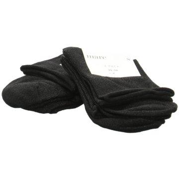 Sockshouse Socken schwarz