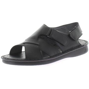 F. Baldassari Komfort Schuh schwarz