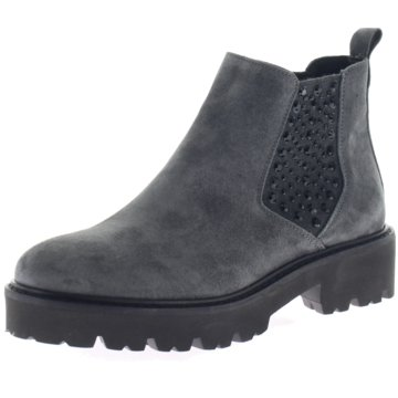 Alpe Woman Shoes Chelsea Boot grau