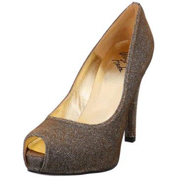 Unisa High Heels silber