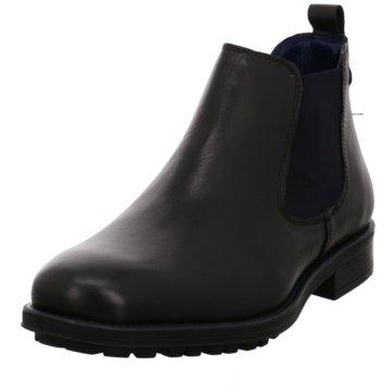 Montega Chelsea Boot schwarz