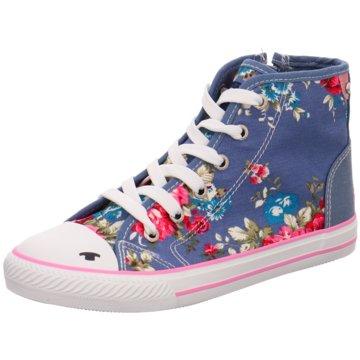 Supremo Sneaker High blau