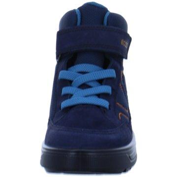 Ecco Winterstiefel blau