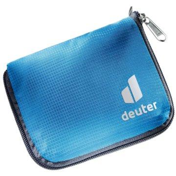 Deuter GeldbörseZIP WALLET - 3922421 blau