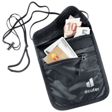 Deuter BrustbeutelSECURITY WALLET II - 3950221 schwarz