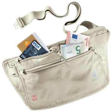 Deuter BauchtaschenSECURITY MONEY BELT I RFID BLOCK - 3950721 beige