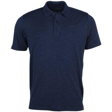 HIGH COLORADO Poloshirts blau