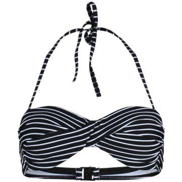 stuf Bikini TopsST. TROPEZ 1-L - 1021596 schwarz